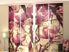 Затемняющая панельная штора Pink Magnolias 240x240 см ED-97596