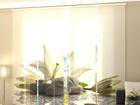 Puolipimentävä paneeliverho LILY ON A STONE 240x240cm