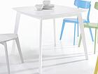 Ruokapöytä BALLOON 90x90 cm EV-97660