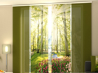 Затемняющая панельная штора Park Tulip 240x240 cm ED-97719