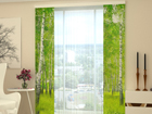 Затемняющая панельная штора Birch Grove 80x240 cm ED-97736