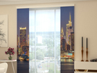 Läbipaistev paneelkardin Chicago 80x240 cm ED-97739