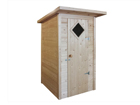 Уличный туалет / сарай для рабочих инструментов