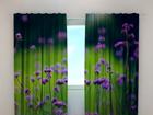 Полузатемняющая штора Flower 5, 240x220 cm ED-97940
