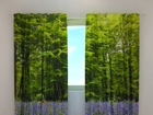 Полузатемняющая штора Forest 240x220 cm ED-97977
