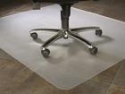 Kontoritooli alusmatt Floorsafe 100x120 cm