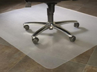 Kontoritooli alusmatt Floorsafe 90x120 cm