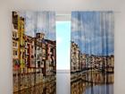 Полузатемняющая штора Girona 240x220 cm ED-98025