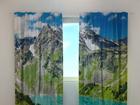 Полузатемняющая штора Glamorous Mountains 240x220 cm ED-98032