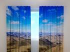 Полузатемняющая штора Golden barchans 240x220 cm ED-98057
