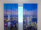 Полузатемняющая штора Hong Kong 240x220 cm ED-98182