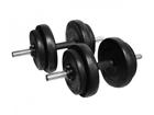Painot 2x3-10 kg