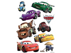 Seinätarra DISNEY CARS 2 McQUEEN AND MATER 42,5x65 cm ED-98666