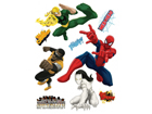 Seinakleebis Marvel heroes 65x85 cm ED-98770