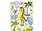 Seinakleebis Jungle 65x85 cm ED-98772