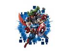 Seinakleebis Avengers 1, 65x85 cm ED-98776
