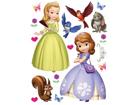Seinakleebis Disney Sophie 65x85 cm ED-98814