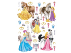 Seinätarra DISNEY PRINCESSES AND HORSES 65x85 cm ED-98817