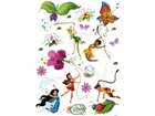 Seinakleebis Disney fairies 1, 65x85 cm ED-98831
