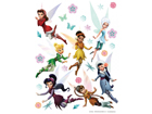 Seinakleebis Disney fairies 3, 65x85 cm ED-98834