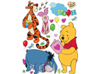 Seinätarra DISNEY WINNIE THE POOH AND FRIENDS 65x85 cm ED-98852
