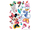 Seinätarra DISNEY MINNIE MAKEUP 65x85 cm