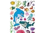 Seinakleebis Dolphin 65x85 cm ED-98896