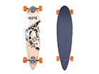 Longboard Skully Worker 36ʺ