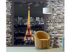 Fliis-fototapeet Eiffel Tower at night 180x202 cm ED-99126