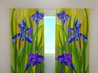 Полузатемняющая штора Irises 240x220 cm ED-99289