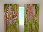 Puolipimentävä verho LABURNUM FLOWERS 240x220 cm ED-99304