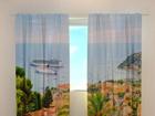Полузатемняющая штора Lagoon of Nice 240x220 cm ED-99310
