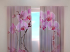 Полузатемняющая штора Lily orchid 240x220 см ED-99363