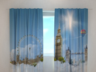Poolpimendav kardin London sky 240x220 cm ED-99393