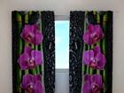 Полузатемняющая штора Luxury orchid 240x220 см ED-99405