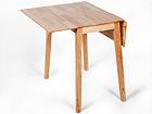 Klaffipöytä AVOLA 75x45-90 cm GO-99640