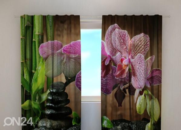 Pimendav kardin Sparkling orchid 240x220 cm ED-100437