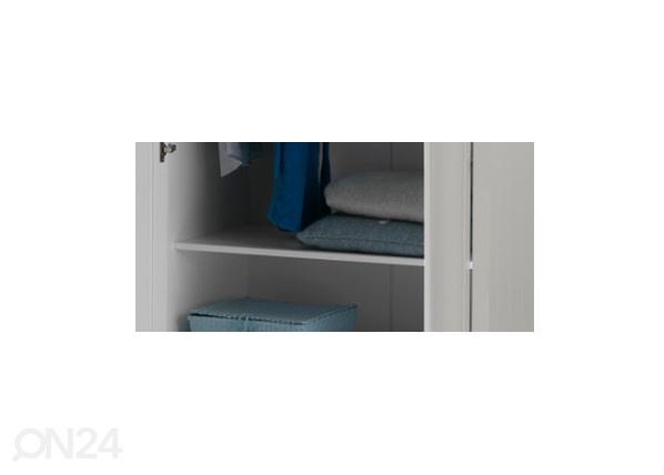 Lisariiul 2-uksega riidekapile Lewis AQ-100451