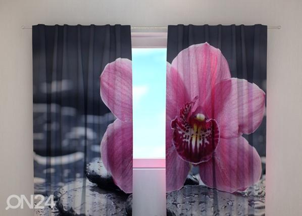 Poolpimendav kardin Orchid tenderness 240x220 cm ED-100463