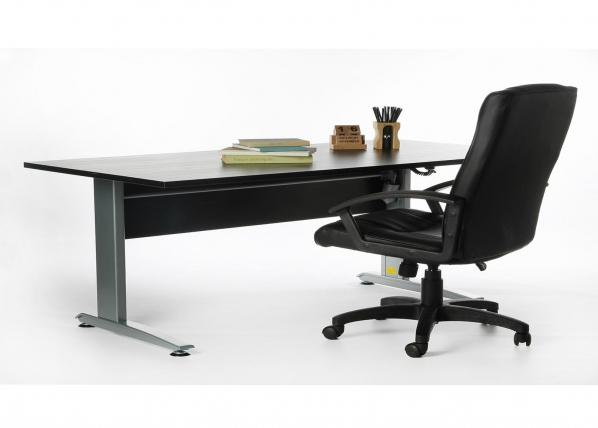Sähkösäädettävä työpöytä 160x80 cm AY-101986