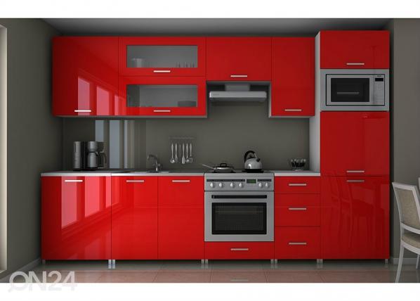 Köögimööbel Roxa-Reling 300 cm TF-102500