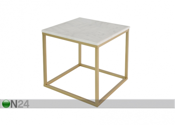 Marmorinen sohvapöytä ACCENT 2, 50x50 cm A5-102944