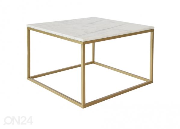 Marmorinen sohvapöytä ACCENT 2, 75x75 cm A5-102949