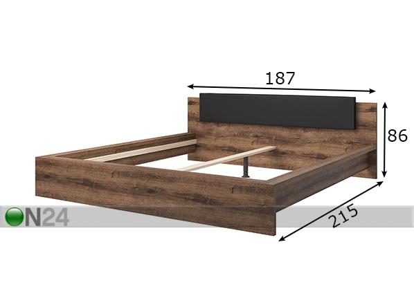 Sänky INDIRA WS-103172