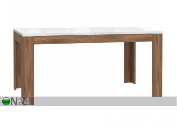 Jatkettava ruokapöytä 90x160-207 cm TF-103276