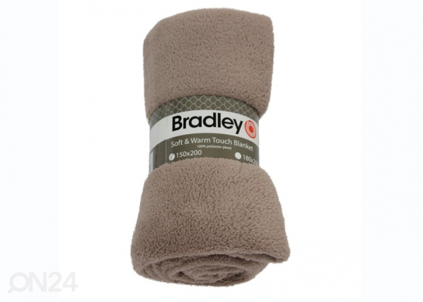 Fleece-peitto BRADLEY 180x200 cm, Bradley