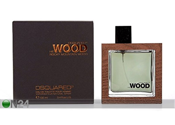 Dsquared2 He Wood Rocky Mountain EDT 100ml NP-106240