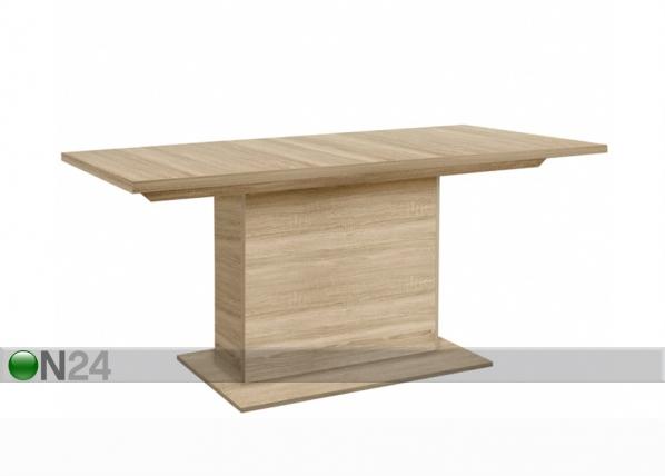 Jatkettava ruokapöytä 160-200x90 cm TF-106261