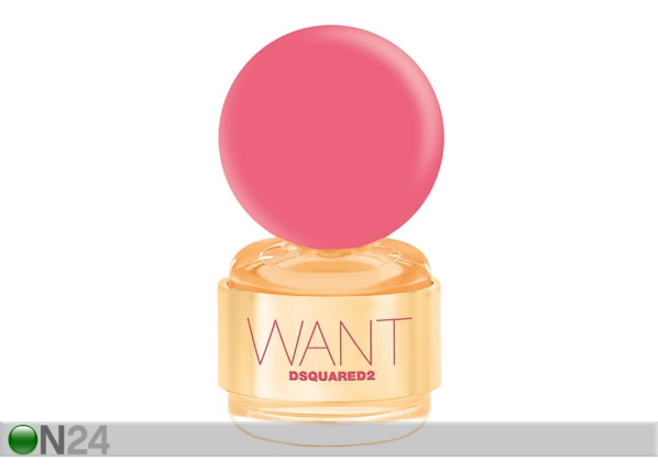Dsquared2 Want Pink Ginger EDP 30ml NP-106370