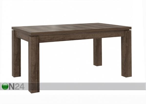 Jatkettava ruokapöytä 160-207x90 cm TF-106469
